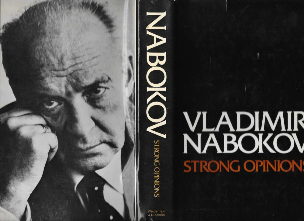 Nabokov, Intransigenze, edizione inglese