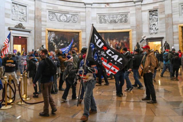 L'irruzione a Capitol Hill è un pericoloso assalto alla democrazia