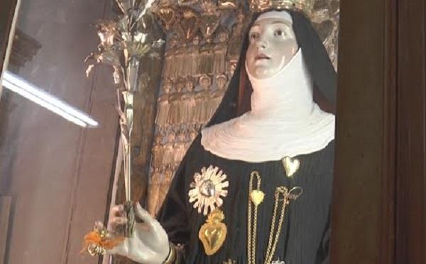 Santa Patrizia (fonte immagine: vesuviolive.it)