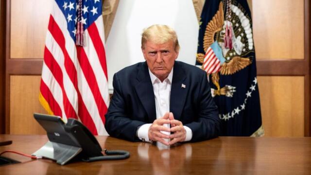 Donald Trump, Pacifismo