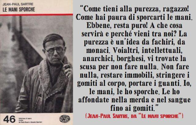 Letteratura francese Jean-Paul Sartre