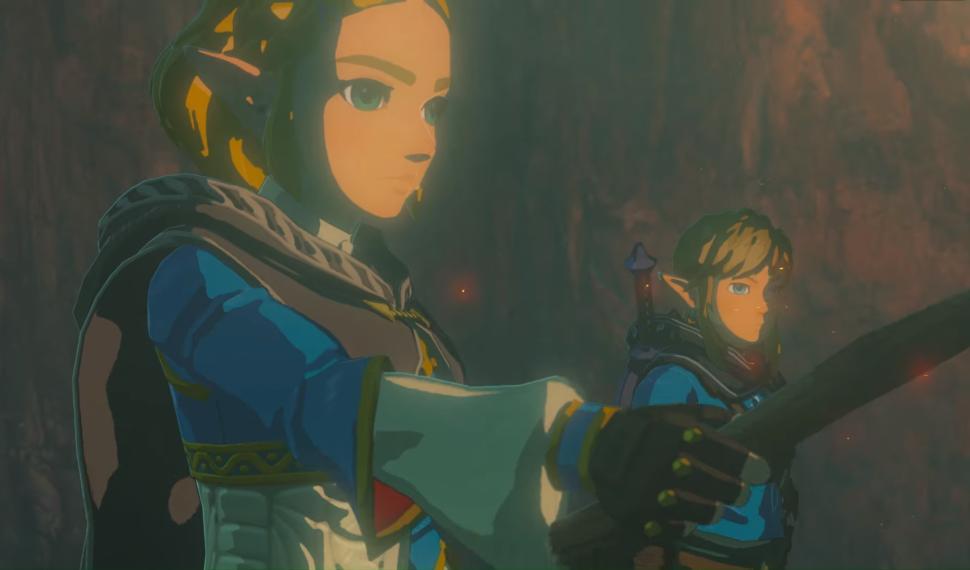 Zelda, Link, Nintendo