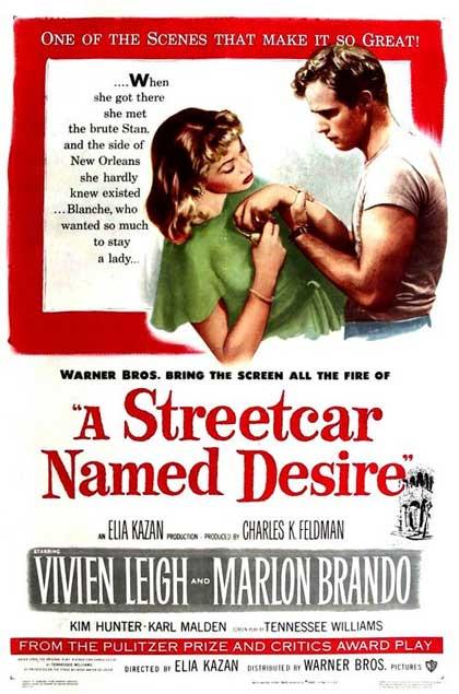 Riflessioni intorno al desiderio: A Streetcar Named Desire di T. Williams