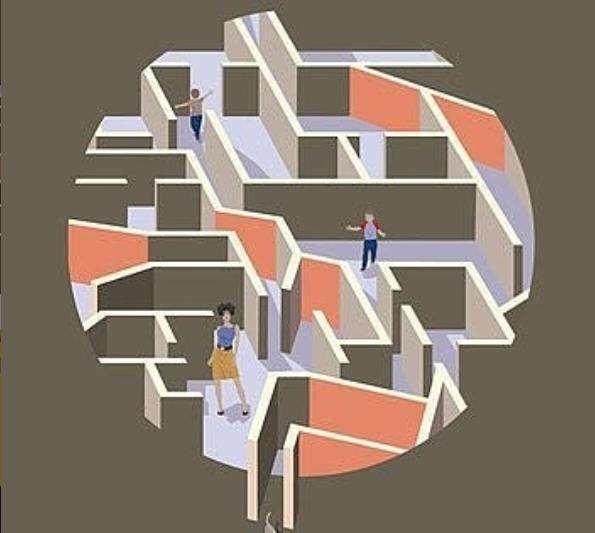 La casa delle madri di Daniele Petruccioli: tra corpi e geometrie affettive