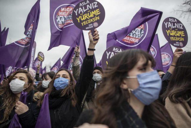 Convenzione di Istanbul, violenza sulle donne, Turchia.