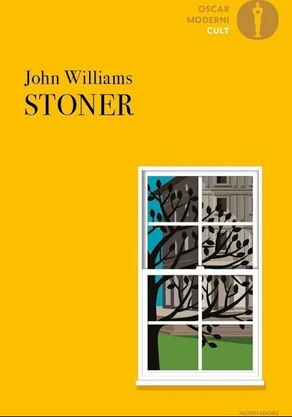 Stoner, copertina oscar mondadori