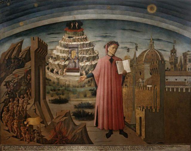 Dante il sonetto misterioso di Dante