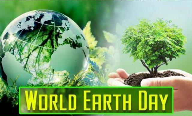 """Earth Day: """"Insieme abbiamo il potere di ripristinare la nostra Terra"""""""