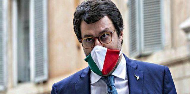 Matteo Salvini pensi alla Lombardia invece che a Speranza