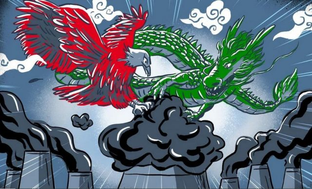 Cooperazione Usa Cina - Clima