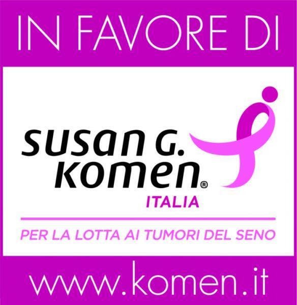 Fino in fondo in favore di Susan G. Komen Italia