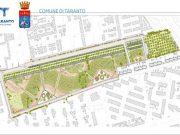 Taranto: green belt contro l'inquinamento e il cambiamento climatico