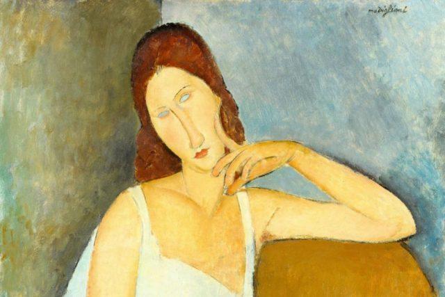 Modigliani l'amore e Paris