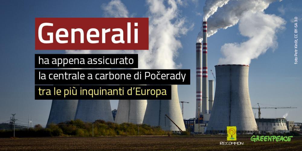 Crisi climatica Finanza fossile