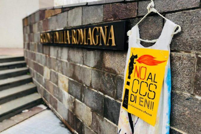 Il futuro non si (s)Tocca: Fridays for Future contro il CCS