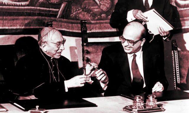 Cosa sono il Concordato e i Patti Lateranensi tra l'Italia e il Vaticano