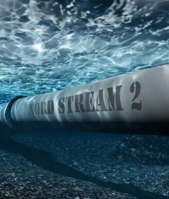 """Il North Stream 2 e la nuova """"guerra fredda"""" energetica Russia Germania"""