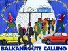Carovana per la libertà di movimento - balkanroute