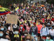 Colombia, continua la repressione delle proteste contro Duque
