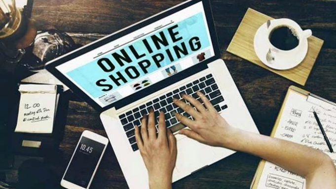 Shopping moda online