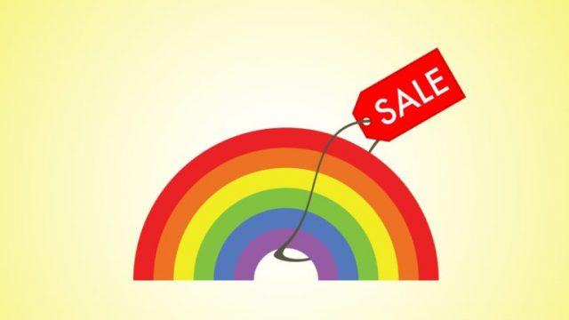 Che cos'è il rainbow washing e perché dovevamo aspettarcelo