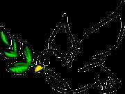 La colomba e il ramoscello, libro del MIR su ecologia e pacifismo