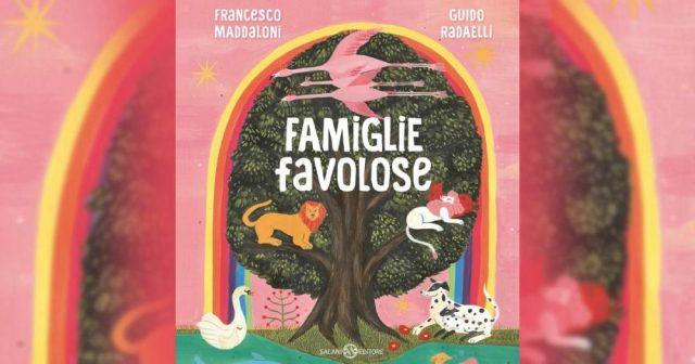 Famiglie favolose libro per bambini