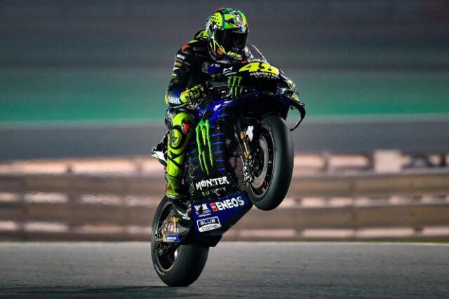 Valentino Rossi si appresta a diventare leggenda della MotoGP