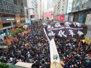 Il fronte per la democrazia ad Hong Kong fa sempre più passi indietro