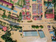 Inondazioni mortali nove volte più probabili a causa della crisi climatica