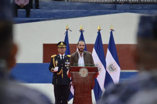 Bukele Bitcoin El Salvador