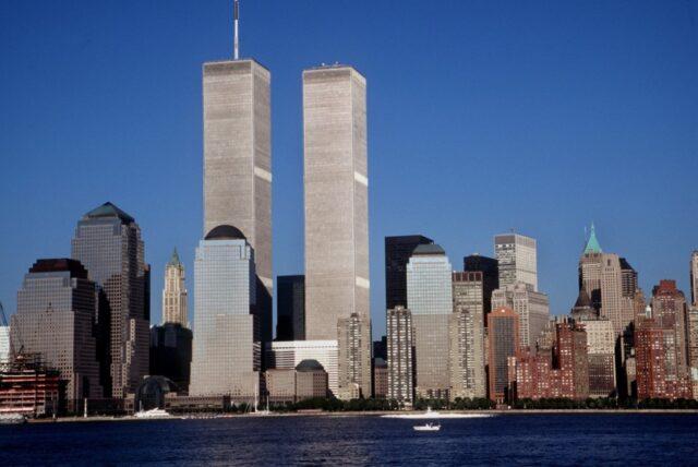 11 settembre 2001, Torri Gemelle