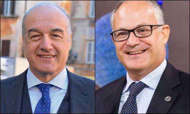 Elezioni Amministrative Roma, Michetti e Gualtieri