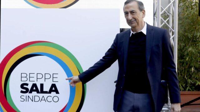 Elezioni amministrative 2021: Beppe Sala si prende Milano al primo turno centrosinistra