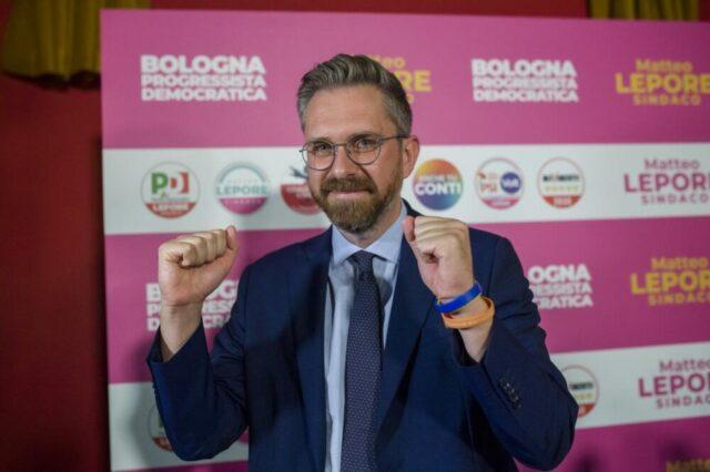 Elezioni amministrative 2021: a Bologna è un trionfo per Matteo Lepore centrosinistra